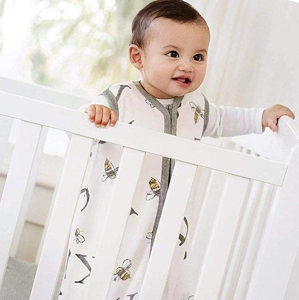 burt's bees baby - beekeeper wearable blanket - best baby sleep sacks