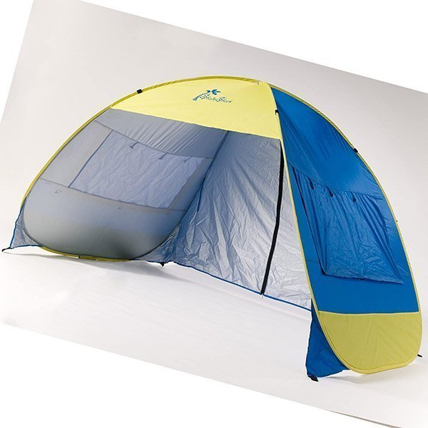shade shack beach tent easy automatic instant pop up camping sun shelter - best baby beach tent
