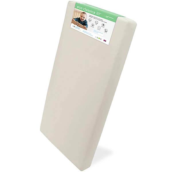 colgate mattress eco classica III 2-stage baby & toddler mattress - best crib mattress