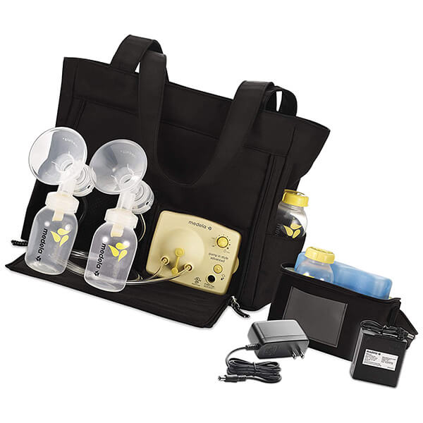 medela pump in style advanced breast pump with tote - best breast pump