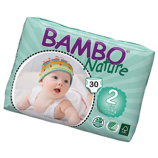 bambo nature eco friendly baby diapers - best diapers