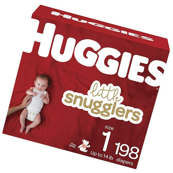 huggies little snugglers - best diapers