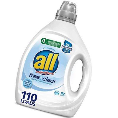 all liquid laundry detergent - best baby laundry detergent