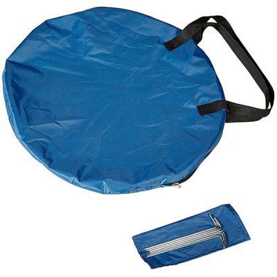amazonbasics pop-up beach tent sun shade shelter - best baby beach tent