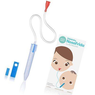 baby nasal aspirator nosefrida the snotsucker by frida baby - best baby nasal aspirator