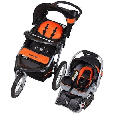 baby trend expedition jogger travel system - best baby travel system