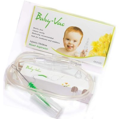 baby-vac nasal aspirator - best baby nasal aspirator