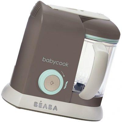 beaba babycook 4 in 1 steam cooker and blender - best baby food maker