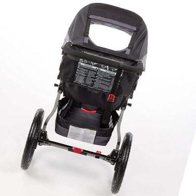 bob revolution se single jogging stroller - best stroller