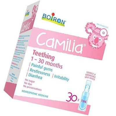 boiron camilia baby teething - best teething gels for baby