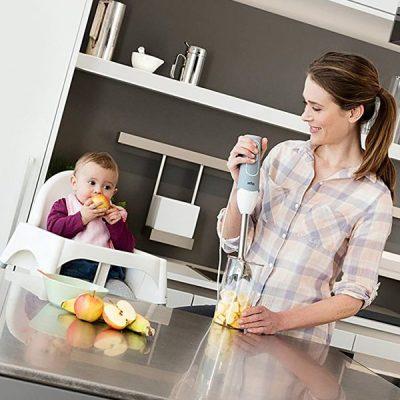 braun multiquick 5 baby hand blender - best baby food maker