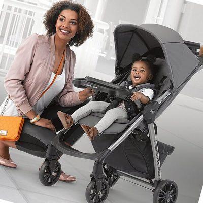 chicco mini bravo plus lightweight stroller - best stroller