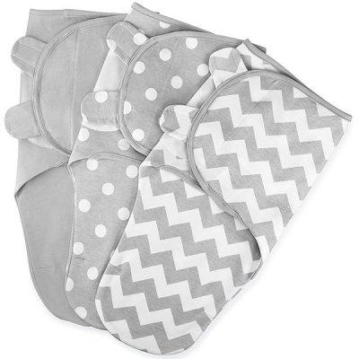 comfy cubs swaddle blanket - best baby swaddle blankets