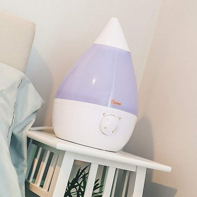 crane ultrasonic cool mist humidifier - best humidifier for baby