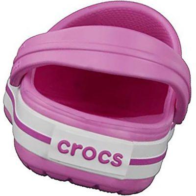 crocs kids' crocband clog - best beach stuff for babies