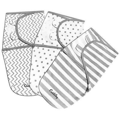 cuddlebug adjustable baby swaddle blanket & wrap - best baby swaddle blankets