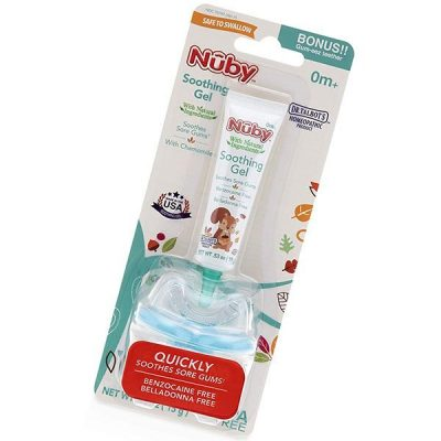 dr. talbot's natural soothing gel for sore gums - best teething gels for baby