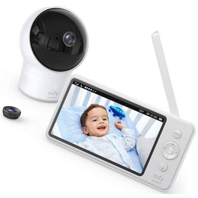 eufy security video baby monitor - best baby monitor