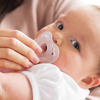 evenflo feeding balance plus stage 1 cylindrical baby pacifier - best pacifier for breastfed baby