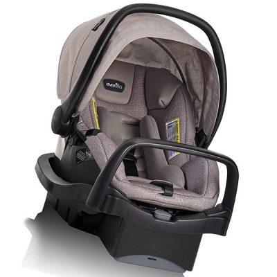evenflo pivot modular travel system - best baby travel system