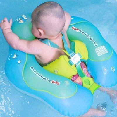 free swimming baby inflatable baby swim float children - best beach stuff for babies