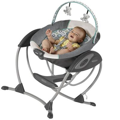 graco glider lx baby swing - best baby swing