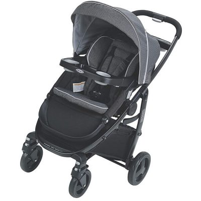 graco modes click connect stroller - best stroller