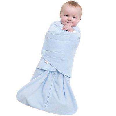 halo sleepsack micro-fleece swaddle - best baby sleep sacks
