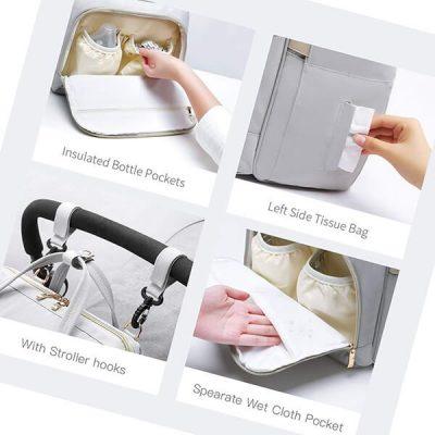 halova diaper bag - best diaper bags