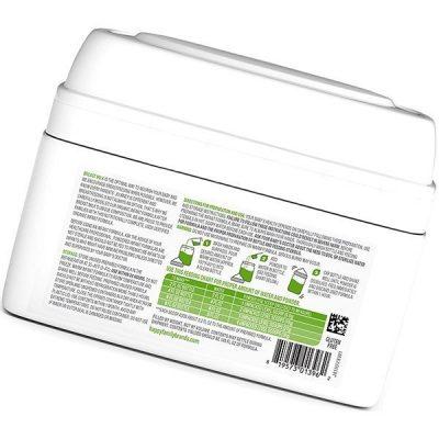 happy baby organic infant formula milk based powder with iron stage - best organic baby formula
