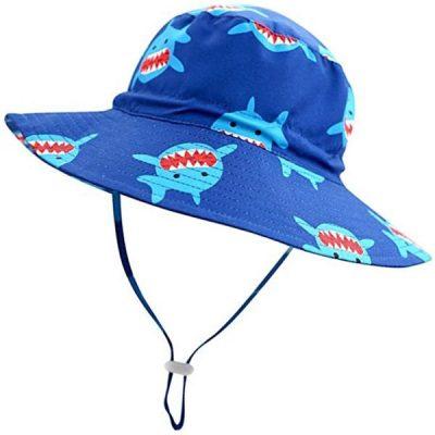 home prefer kids upf50+ safari sun hat - best baby sun hat