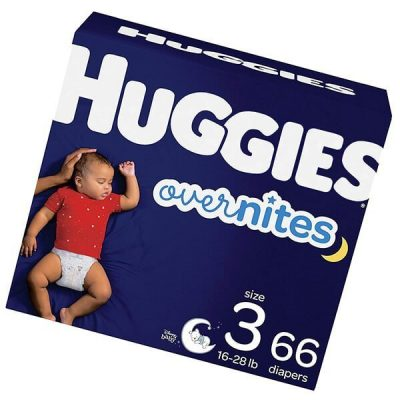 huggies overnites nighttime baby diapers - best diapers