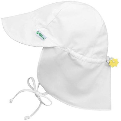 i play. by green sprouts baby girls sun hat -best baby sun hat