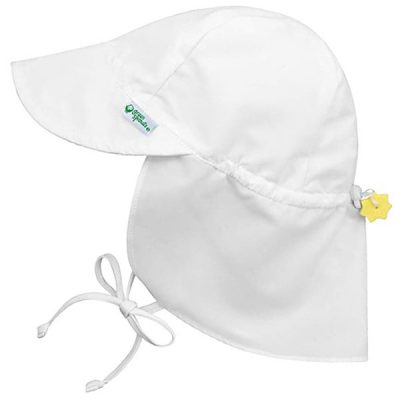 i play. by green sprouts baby sun hat - best beach stuff for babies