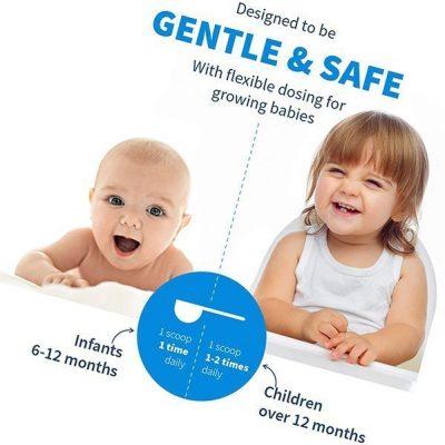 klaire labs ther-biotic infant probiotics powder - best probiotics for babies