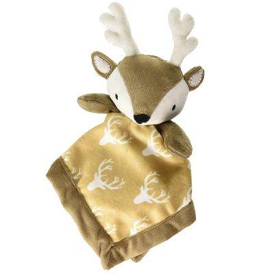 levtex home baby deer security blanket - best baby security blanket