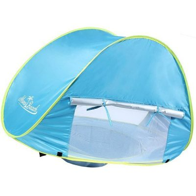 monobeach baby beach tent pop up - best baby beach tent