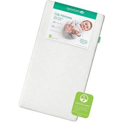 newton baby crib mattress and toddler bed - best crib mattress