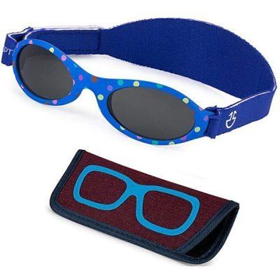 optix 55 baby sunglasses with strap - best baby sunglasses