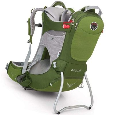 osprey packs poco ag child carrier - best baby backpack carrier