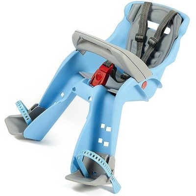 peg perego orion front mount child seat - best infant bicycle carriers