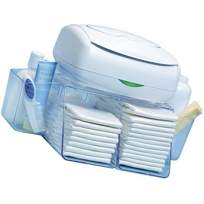 prince lionheart ultimate wipes warmer with an integrated nightlight - best baby wipe warmer