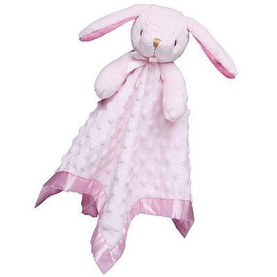 pro goleem loveys for babies bunny security blanket - best baby security blanket