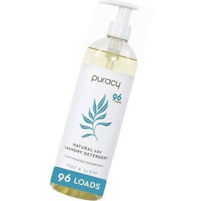 puracy natural liquid laundry detergent - best baby laundry detergent