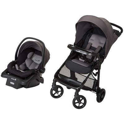 safety 1st smooth ride travel system with onboard 35 lt infant car seat - best baby travel system