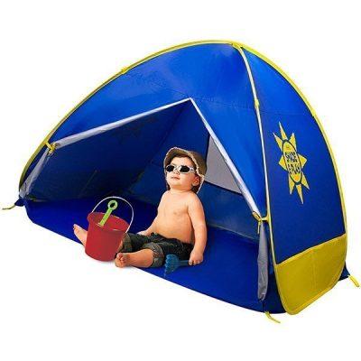 schylling uv play shade - best baby beach tent