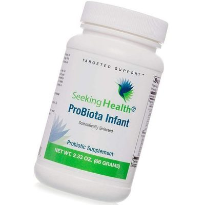 seeking health probiota infant powder - best probiotics for babies