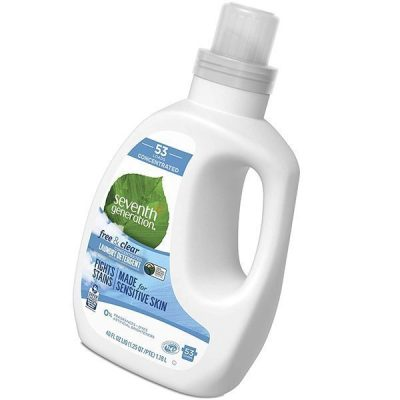 seventh generation concentrated laundry detergent - best baby laundry detergent