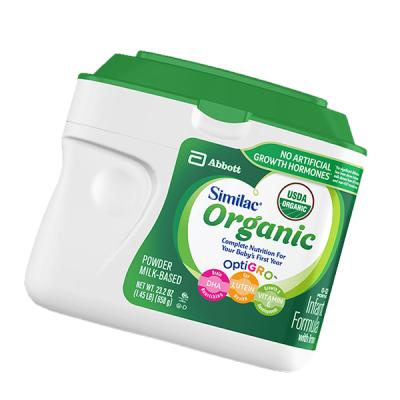 similac organic infant formula - best organic baby formula