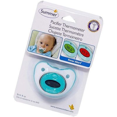 summer pacifier thermometer - best baby thermometer